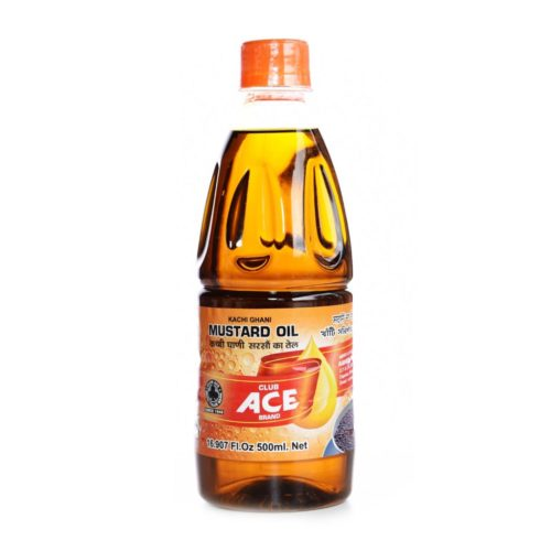 ace mustard oil for cooking – 500ml