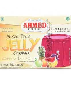 ahmed mixed fruit jelly – 85g