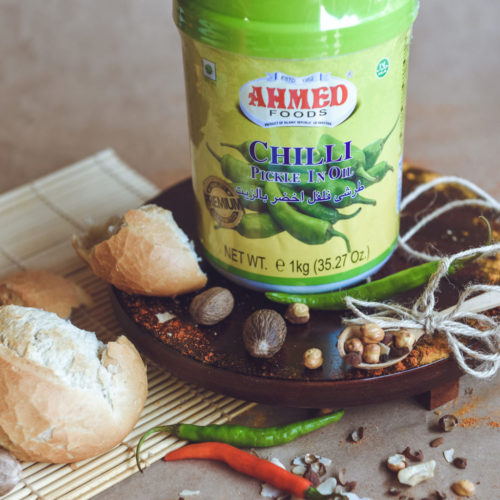 ahmed chili pickle – 1kg