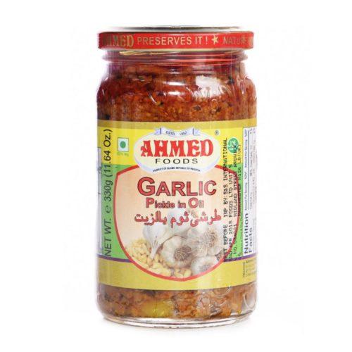 ahmed garlic pickle – 330g