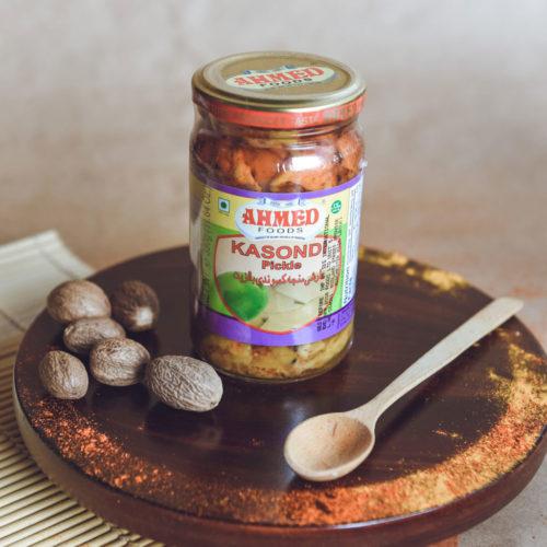 ahmed kasond pickle – 330g