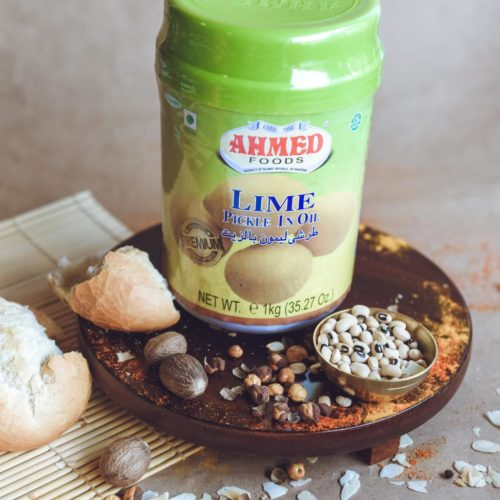 ahmed lime pickle – 1kg