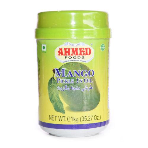 ahmed  mango pickle