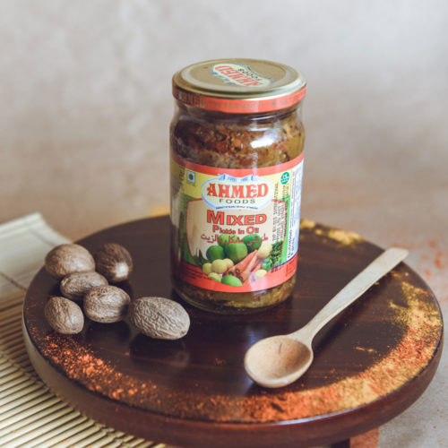 ahmed mixed pickle