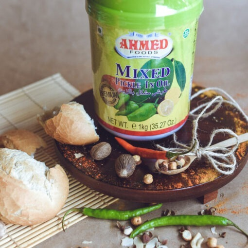 ahmed mixed pickle – 1kg