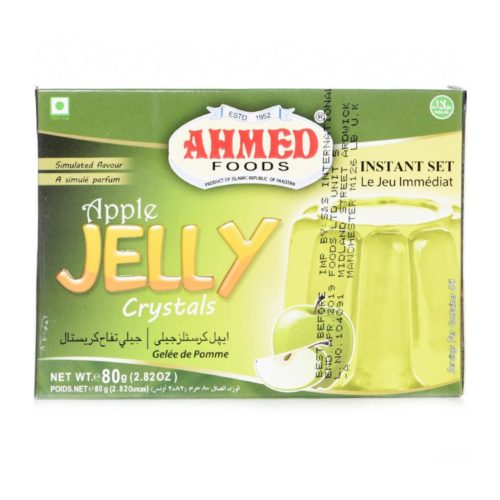 ahmed apple jelly  – 80g