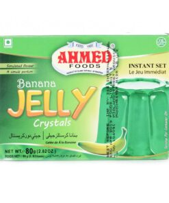 ahmed banana jelly – 80g