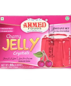 ahmed cherry jelly – 80g