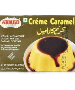 ahmed creme caramel – 85g