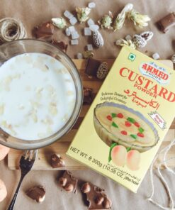 ahmed mango custard – 300g