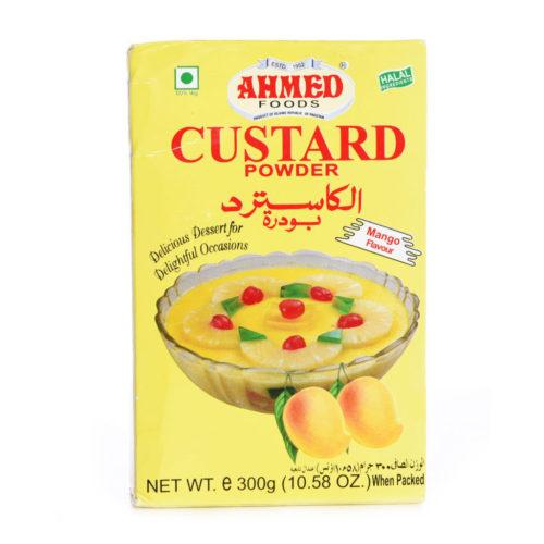ahmed mango custard – 300g