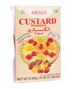 ahmed mixed fruit custard – 300g