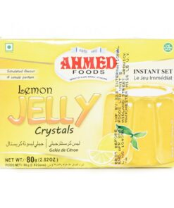 ahmed lemon jelly – 80g