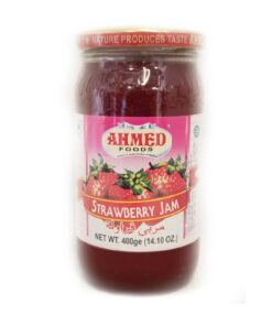 ahmed strawberry marmalade – 400g