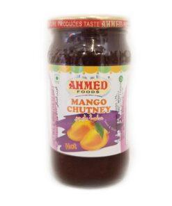 ahmed sweet mango chutney – 400g