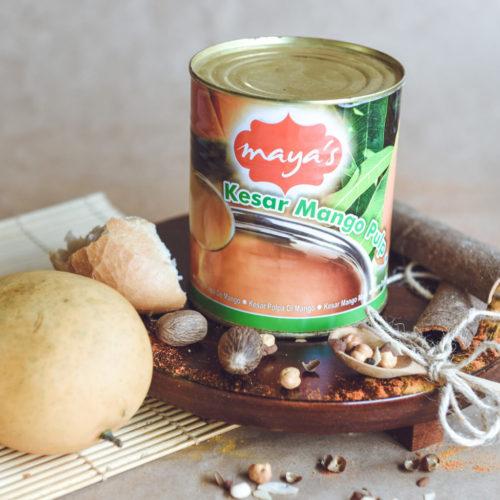 al maya kesar mango plup – 850g