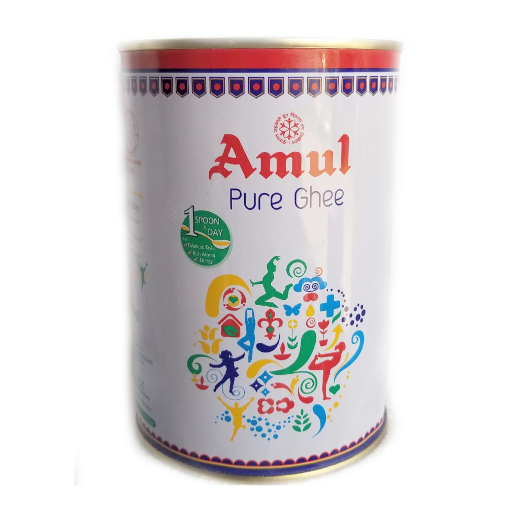 amul pure butter ghee – 1kg