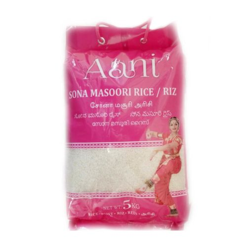 aani sona masoori rice  – 5kg