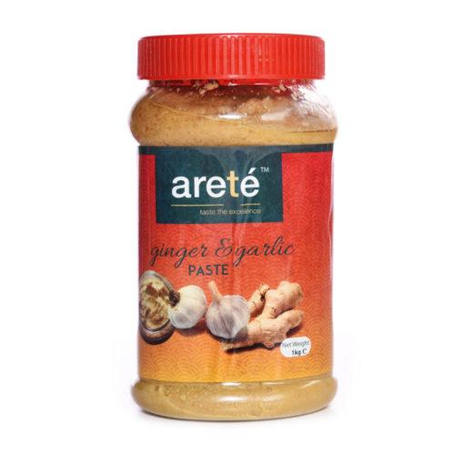 arete ginger/garlic paste – 1kg