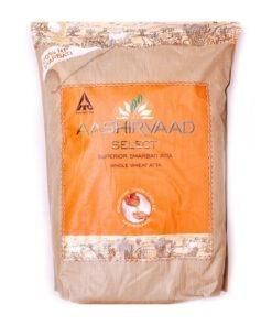 aashirvaad select grain atta