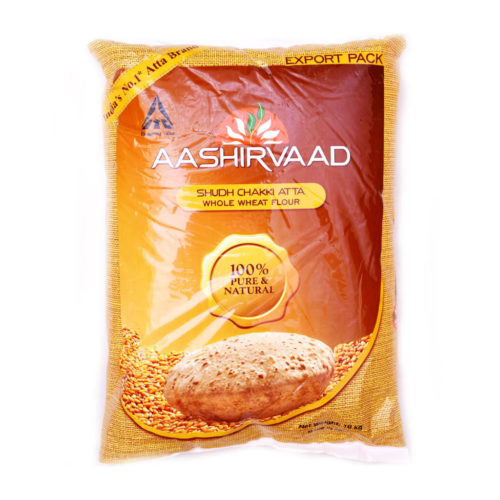 aashirvaad whole wheat atta