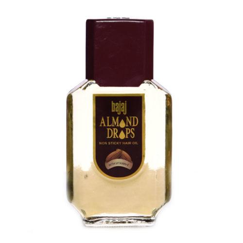 bajaj almond oil