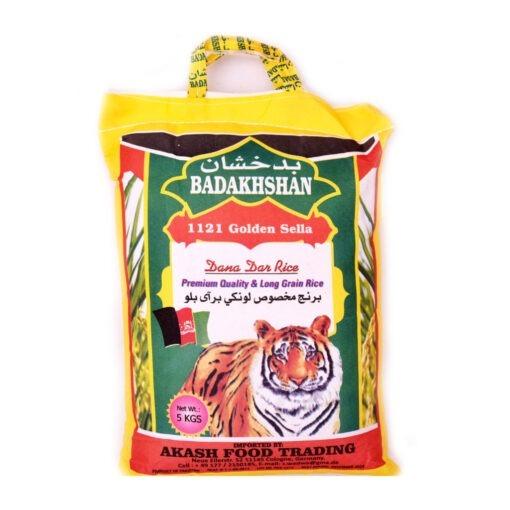 badakshan sela rice – 5kg