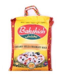bakschish  sela rice