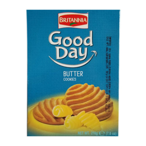 britannia good day butter biscuit – 216g