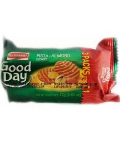 britannia good day pista almond biscuit