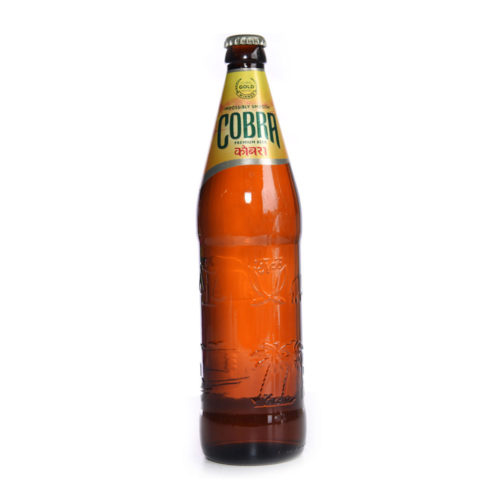 cobra beer – 660ml