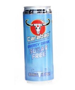carabao sugar free energy drink – 330ml