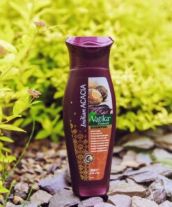 dabur vatika indian acacia shampoo – 200g