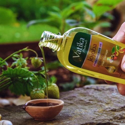 dabur vatika jojoba hair oil – 200ml