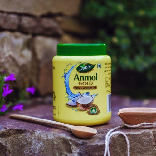 dabur anmol gold coconut oil  – 500ml