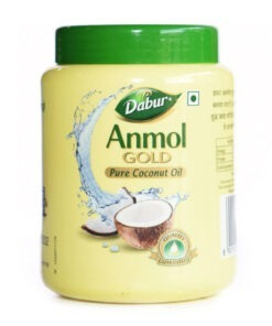 dabur anmol gold coconut oil  – 500ml