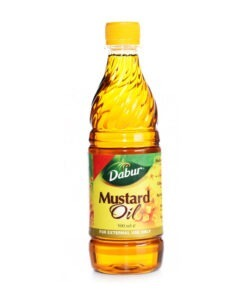 dabur indian mustard oil – 500ml