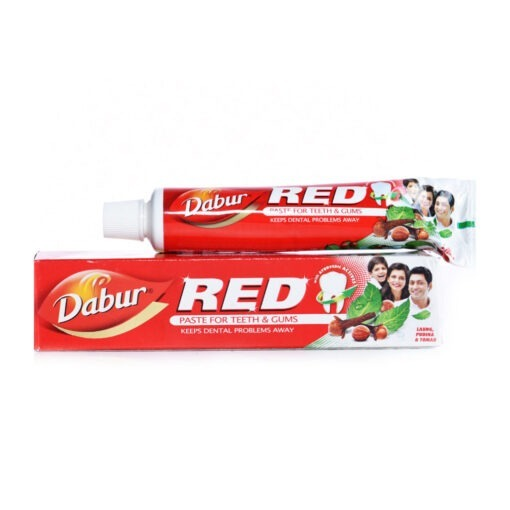 dabur red toothpaste – 100g