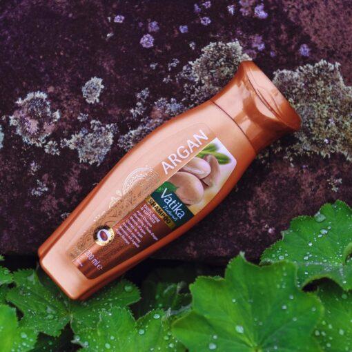 dabur vatika argan exotic shampoo – 200ml