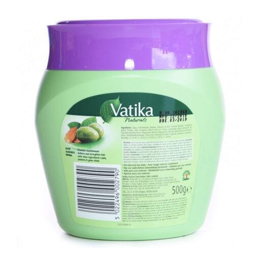 dabur vatika conditioning olive hair mask – 500g