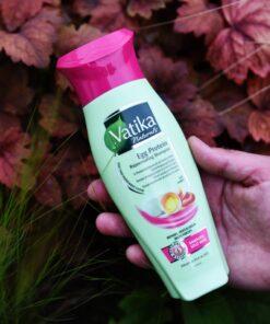 dabur vatika egg protein shampoo – 200ml