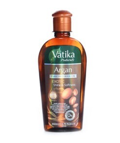 dabur vatika enriched hair oil argan  – 200ml