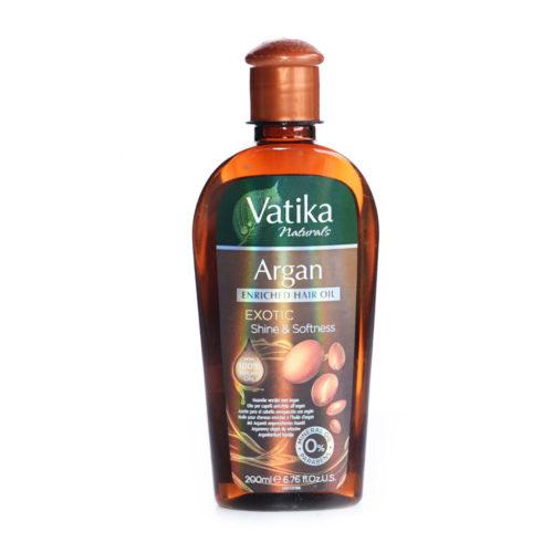 dabur vatika enriched hair oil argan  – 200ml