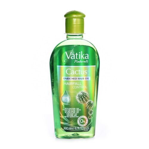 dabur vatika enriched hair oil cactus – 200ml