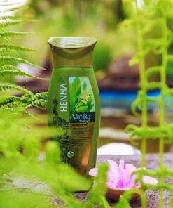 dabur vatika shampoo henna – 200ml