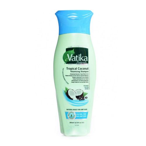 dabur vatika tropical coconut shampoo  – 200ml