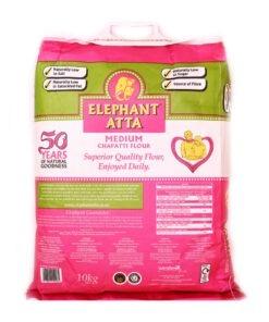 elephant atta chapati atta uk – 10kg