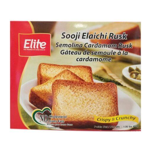 elite suji cake rusk/toast – 625g