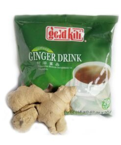 gold killi ginger instant tea – 360g
