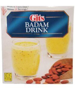 gits badam drink – 200g